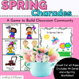 Spring Charades: A Great Game to Play during Morning Meeting