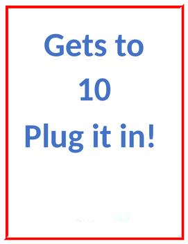 Charge Ipad Sign