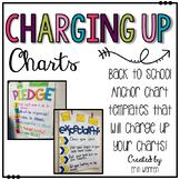Charging up Charts Back to School