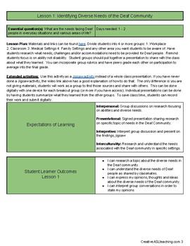 Charitable Organizations - Thematic Unit (Full)