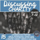 Charity- A Conversation Class