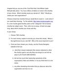 Charity Analysis - Cool Rich Kids Movement