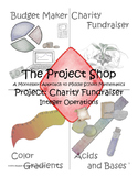 Charity Fundraiser Project for Middle School Math: Integer