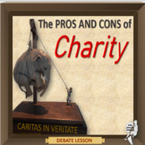Charity – it's not as clear cut as you think, Conversation  ESL and debate class