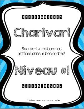 Charivari - Niveau #1