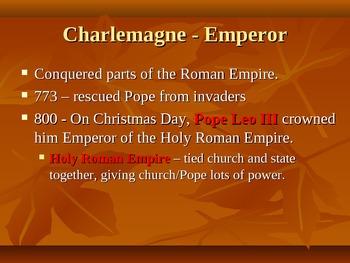 Charlegmagne PowerPoint