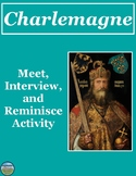 Charlemagne Interview Review Activity
