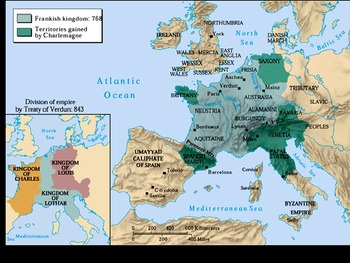 Charlemagne and the Fall of the Franks Powerpoint
