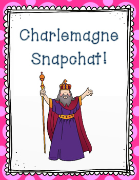 Charlemagne's Snapchat!