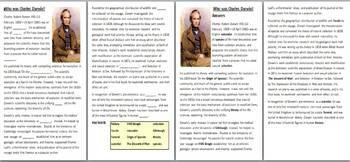 Charles Darwin Activity Pack