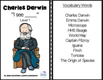 Charles Darwin - Adapted Book Series