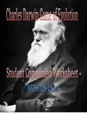 Charles Darwin Game of Evolution Student Worksheet - NGSS MS-LS4-4