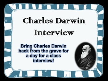 Evolution: Charles Darwin Interview