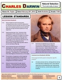Charles Darwin Natural Selection - Lesson Plan