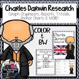 Charles Darwin Research Report Bundle