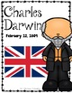 Charles Darwin {Biography Research Trifold, Scientist}