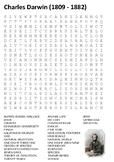 Charles Darwin Word Search