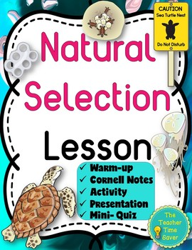 Evolution & Geologic Time Scale Unit: Charles Darwin & Natural Selection Lesson