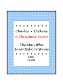 Charles Dickens ~ A Christmas Carol * The Man Who Invented Christmas