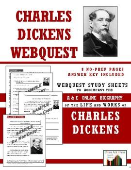 Charles Dickens Webquest