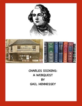 Charles Dickens! A Webquest (Distance Learning)