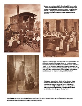 Charles Dickens' London: Industrial Revolution in Photographs