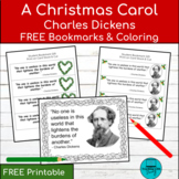 Charles Dickens Posters & Bookmarks