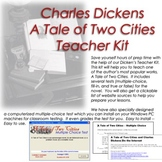 Charles Dickens Tale of Two Cities Teacher Kit Lesson Plan