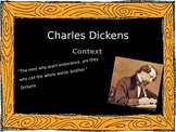 Charles Dickens context