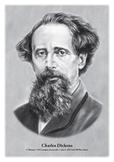 Charles Dickens - original illustration