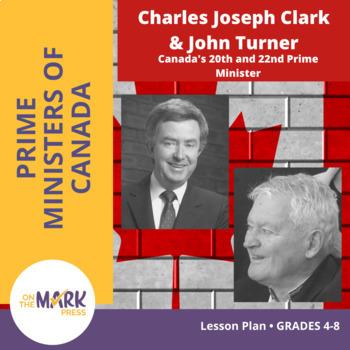 Charles Joseph Clark & John Turner Lesson Plan Grades 4-8