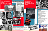 Charles Manson Family Murder Trial - Sharon Tate et al - FREE POSTER