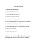Charles Manson Quiz