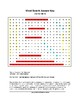 Charles Martel Word Search with Key (Grades 9-12)