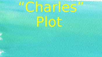 Charles PLOT by Shirley Jackson