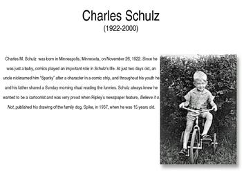 Charles Schultz PPT, 5-12