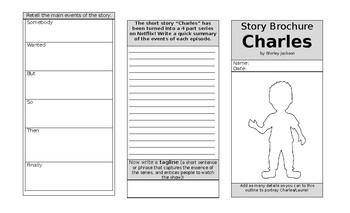 Charles - Story Brochure