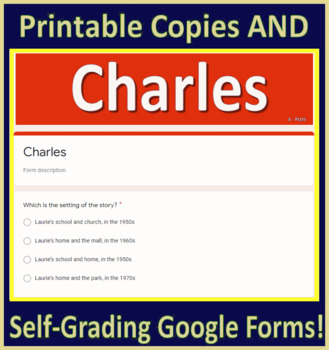 Charles Test Shirley Jackon's Short Story