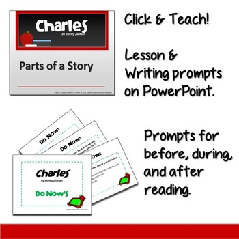 Charles by Shirley Jackson Short Story Lesson & Unit of Study