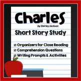 Charles by Shirley Jackson Short Story Complete Unit of Study
