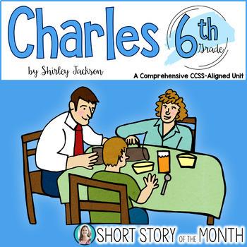 Charles by Shirley Jackson Short Story Unit