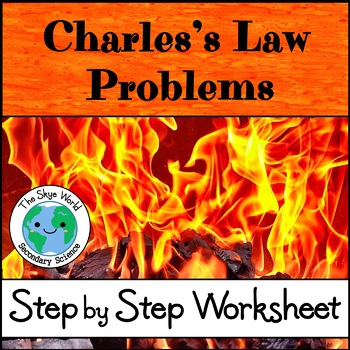 Charles's Laws Problems - Step by Step Problems