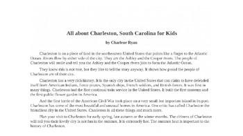 Charleston PowerPoint