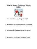 Charlie Brown Christmas Movie Questions & Answer Key