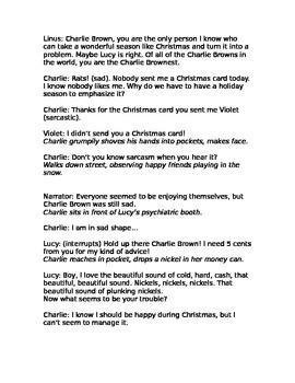 Charlie Brown Christmas Musical