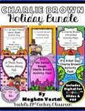 Charlie Brown Holiday Bundle {Digital & PDF Included}