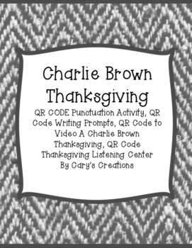 Charlie Brown Thanksgiving!