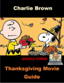 Charlie Brown Thanksgiving Activity Movie Guide Questions