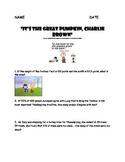 Charlie Brown Thanksgiving Math