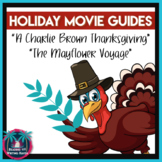 Charlie Brown Thanksgiving & Mayflower Voyage Movie Guide